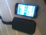 Двухстандартный CDMA + GSM смартфон Huawei Y330c,  б/у,  отличное состоя