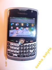 Продам CDMA телефон  BlackBerry Curve 8330 для интертелекома